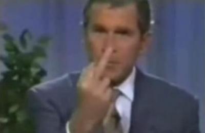 No asistirá Bush a   toma de posición de Barack Obama