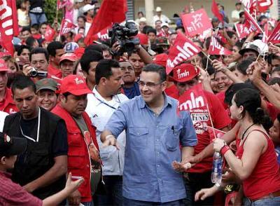 El Salvador: La profecía del cambio