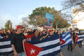 En Ciego de Avila, miles de trabajadores irán al Primero de Mayo
