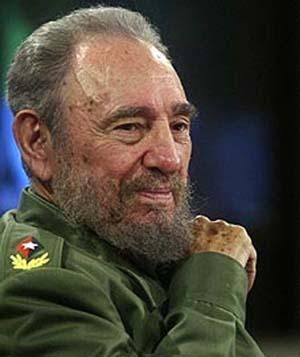 Fidel Castro, el hombre que nos mira