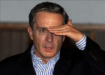 Uribe mira al futuro: Un Israel en Colombia