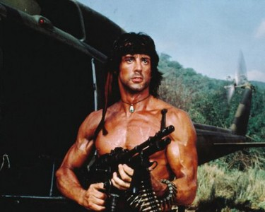 Rambo anda impune por América Latina